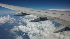 visiones desde un avión Fotografía de archivo libre de regalías