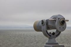 Visionneuse à jetons de télescope Photo stock