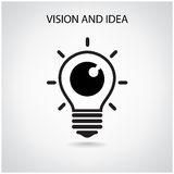 Visions- und Ideenkonzept vektor abbildung