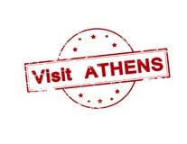 Visit Athens Stock Image