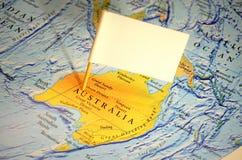 Visit Australia Royalty Free Stock Image