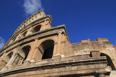 Visit the Colosseum Royalty Free Stock Photos