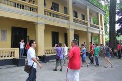 Visit the former residence of sun yat-sen in GUANGZHOU Stock Image