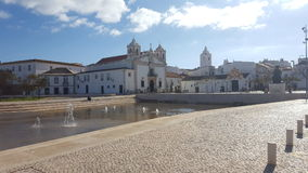 Visit Lagos city in Portugal royalty free stock images