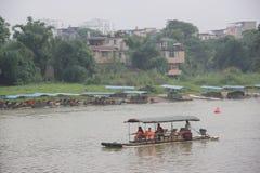 Visit Lijiang River in GUILIN CHINA ASIA Stock Images