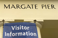 Visit Margate Royalty Free Stock Images