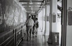 Visit Thai Culture. WAT PHRAKAEW, Bangkok Thailand Royalty Free Stock Images