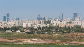 Visit to Hiriya (Ariel Sharon park) Stock Image