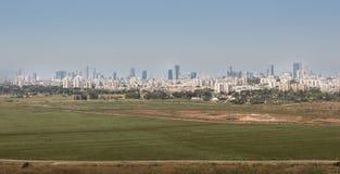 Visit to Hiriya (Ariel Sharon park) Stock Images