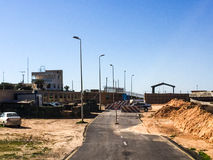 Visit to Tripoli in Libya in 2016 Stock Photo