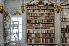 Visita à abadia de Admont em Styria Fotos de Stock Royalty Free