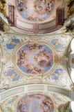 Visita à abadia de Admont em Styria Imagens de Stock