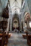 Visita à abadia de Admont em Styria Imagem de Stock Royalty Free