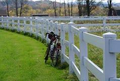 Visita della bicicletta Immagini Stock