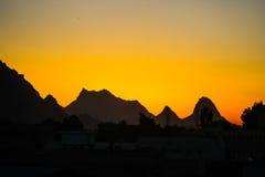 Visita a Kandahar in Afghanistan nel 2017 fotografia stock libera da diritti