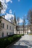 Visita a la abadía de Admont en Estiria Foto de archivo libre de regalías