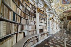 Visita a la abadía de Admont en Estiria Fotografía de archivo libre de regalías
