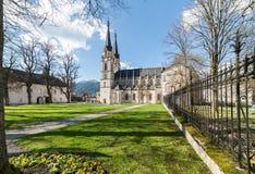 Visita a la abadía de Admont en Estiria Fotos de archivo libres de regalías