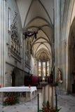 Visita a la abadía de Admont en Estiria Imagen de archivo libre de regalías