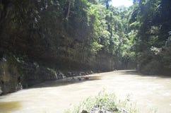 Visita Pangandaran 2 Immagine Stock Libera da Diritti