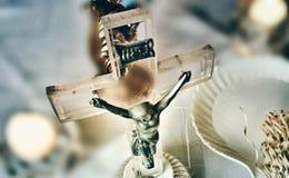 Visita pastoral fotos de archivo libres de regalías