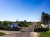 Visita a Tripoli em Líbia em 2016 Imagem de Stock