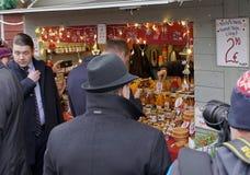 Visita ufficiale di duca di Cambridge in Finlandia Immagini Stock