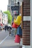 Visita Utrecht Fotografia Stock Libera da Diritti