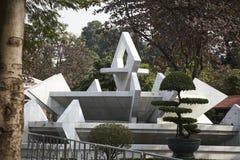 Visita y viaje de Fabolous a Vietnam imagenes de archivo