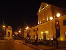 Visitandine monastery, Lublin, Poland Stock Photography