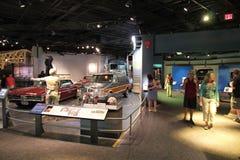 Visitantes do museu em Washington Fotos de Stock Royalty Free
