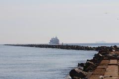 Visite chinoise de bonne volonté de marine Photos libres de droits