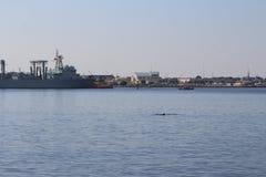 Visite chinoise de bonne volonté de marine Images libres de droits