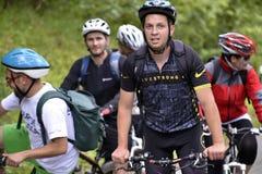 Visite de bicyclette Image stock