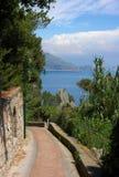 Visite De Capri-II-Italie images libres de droits