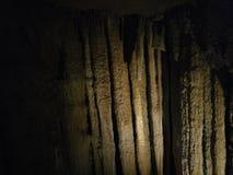 Visite de caverne du Kentucky Etats-Unis de cavernes de mammouth Images libres de droits