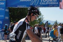 Visite de Jeremy Vennell 2013 de la Californie Image libre de droits