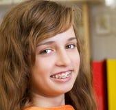 Visite dentaire Photo libre de droits