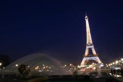 Visite Eiffel Photos libres de droits
