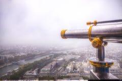 Visite Eiffel de La Photographie stock libre de droits