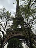 Visite Eiffel, Paris Photo stock