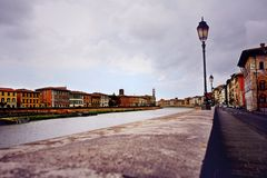 Visite Italie Image libre de droits