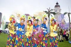 Visite Malaisie 2007 de la Malaisie Florathon Photographie stock libre de droits