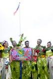 Visite Malaisie 2007 de la Malaisie Florathon Image stock
