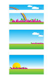 Visitenkarte 02 Stockfotografie