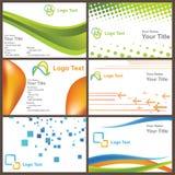 Visitenkarte Stockfotos