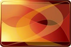 Visitenkarte Stockbild