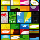 Visitenkarten Lizenzfreie Stockfotografie