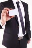 Visitenkarten Lizenzfreies Stockbild