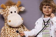 Visites médicales Photos libres de droits